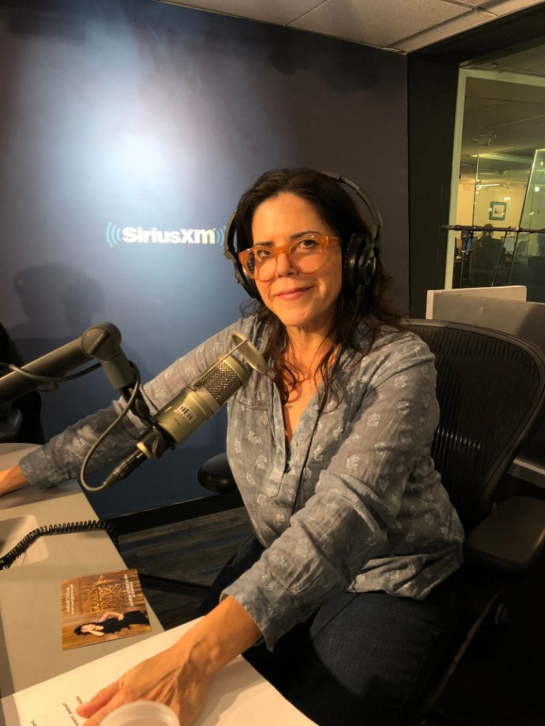 Marla on Sirius XM